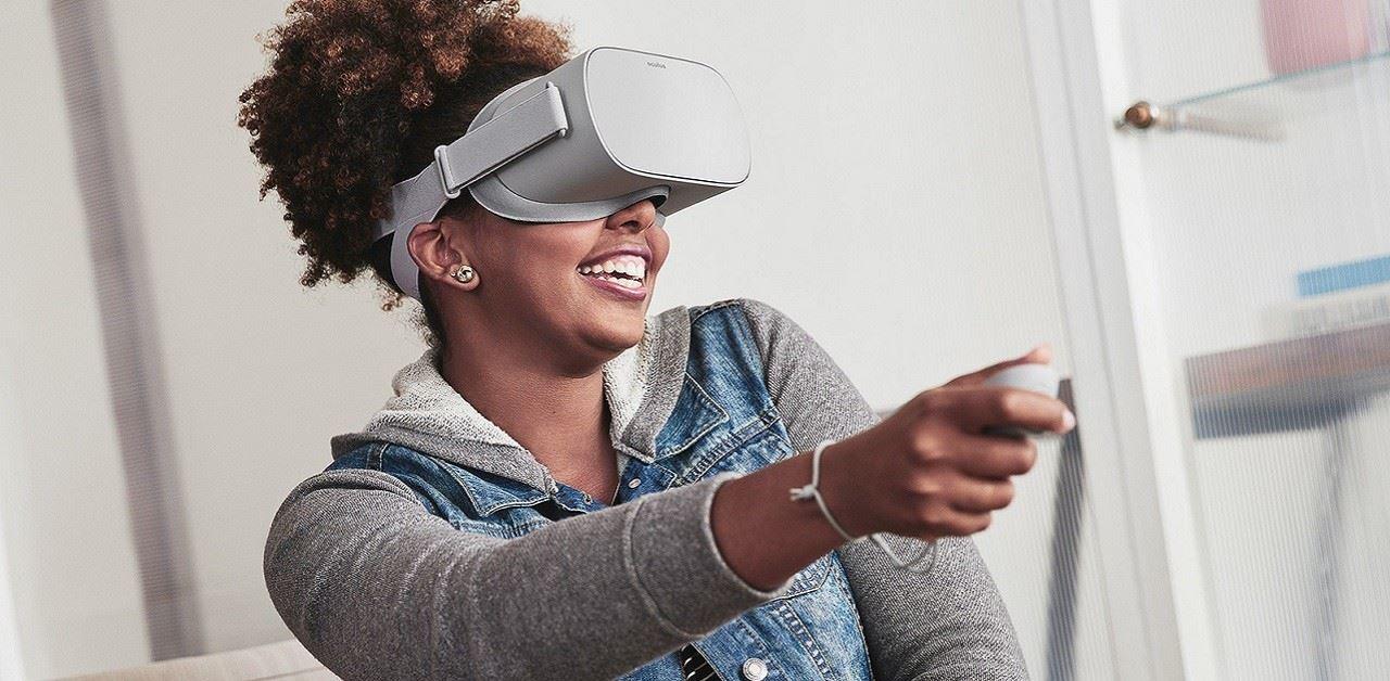 Oculus Go realtà virtuale