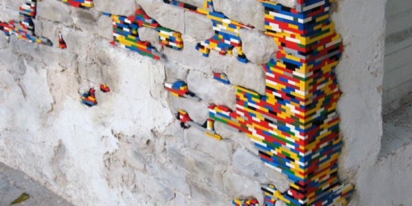 Dispatchwork: i lego come cemento