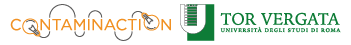 Contaminaction Tor Vergata Univesity Logo